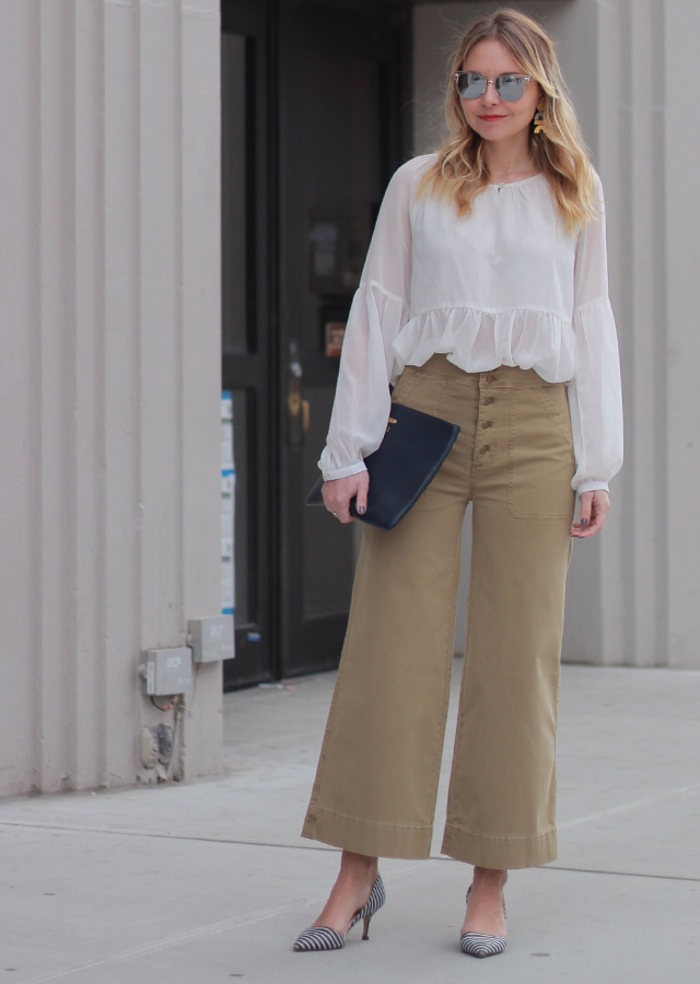 How to wear wide leg pants - AOL Lifestyle