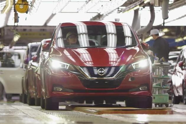 【ビデオ】日産自動車、国内外での生産累計が1億5,000万台を突破!