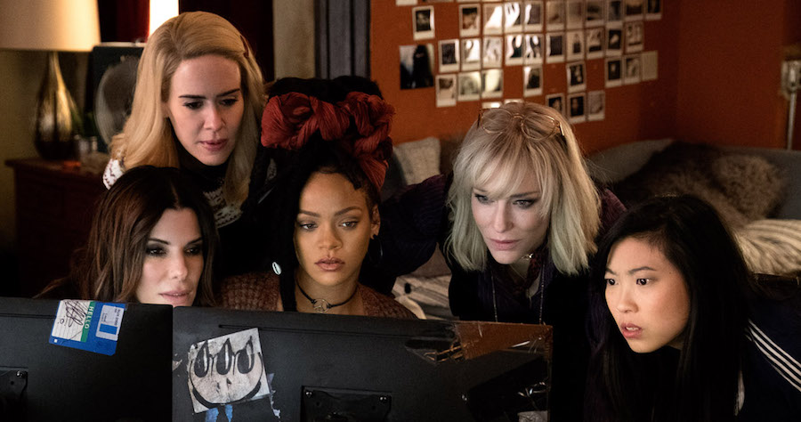 The Gang's All Here In New 'Ocean's 8' Images and Trailer