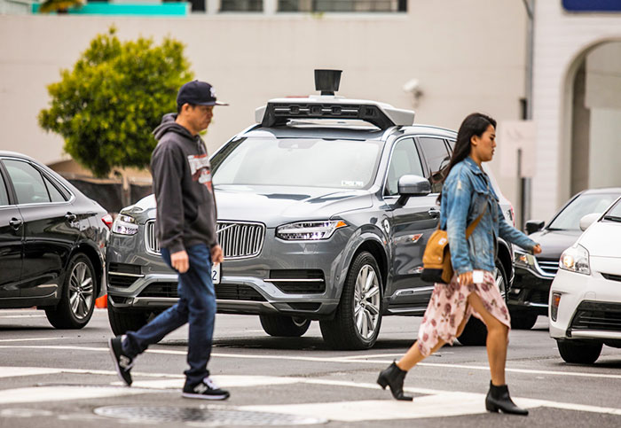 Tempe Police release in-car video from fatal self-driving Uber crash
