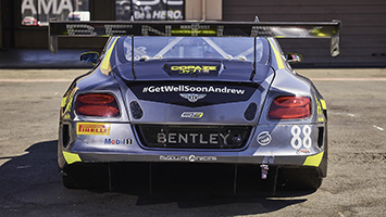 Bentley Continental GT3 Racecar