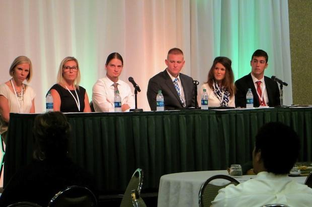 Colorado State University Gen Y conference