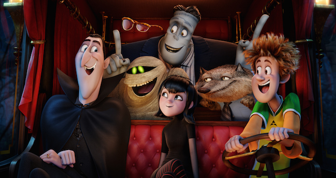 Hotel Transylvania 2 Interview