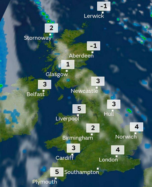 Will Storm Doris ruin the weekend?