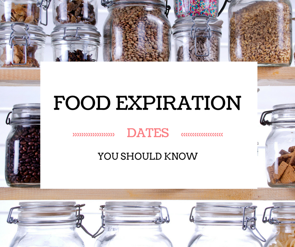 food product dating and storage times for