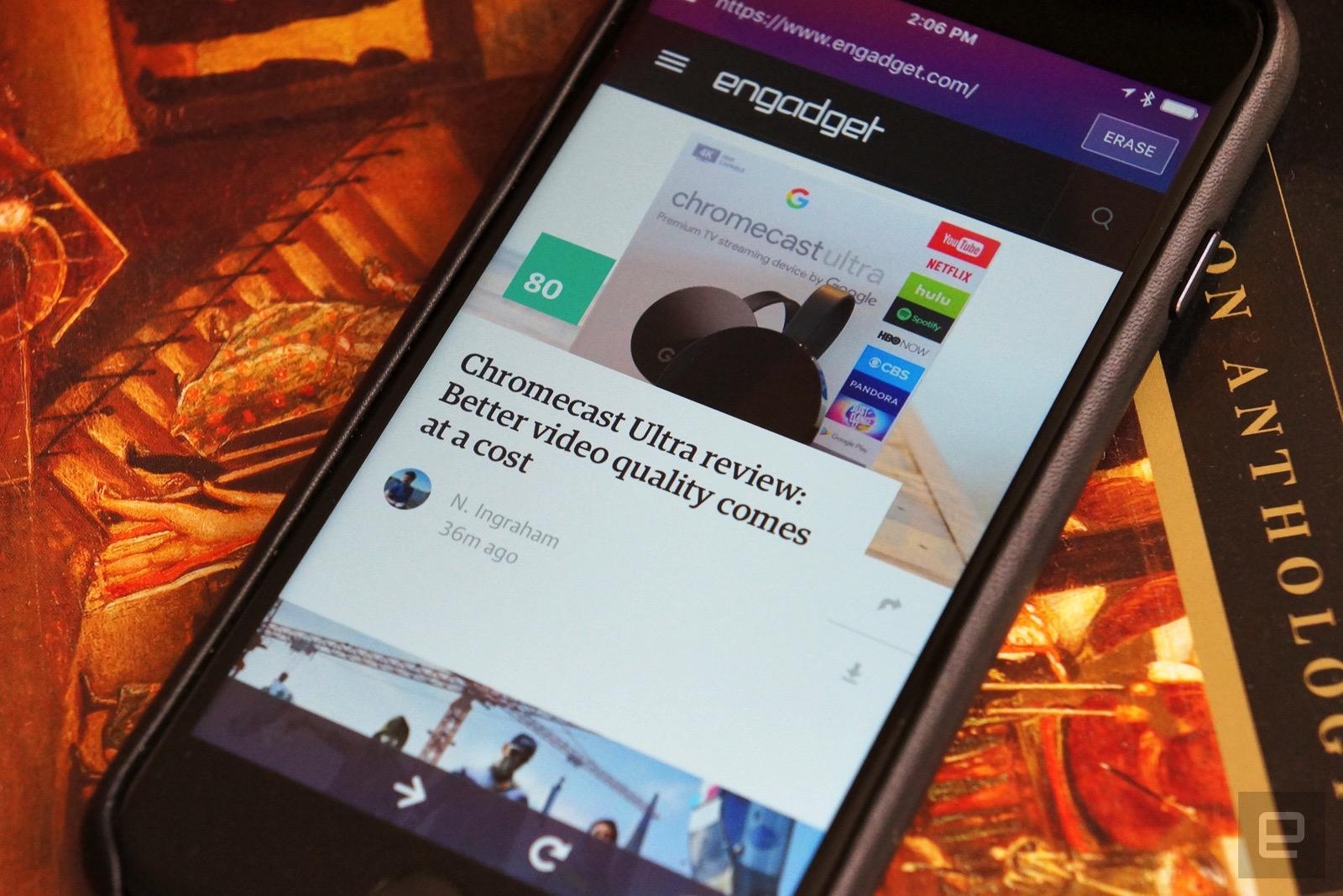 Mozilla 為行動版 Firefox 帶來幾項實用新功能