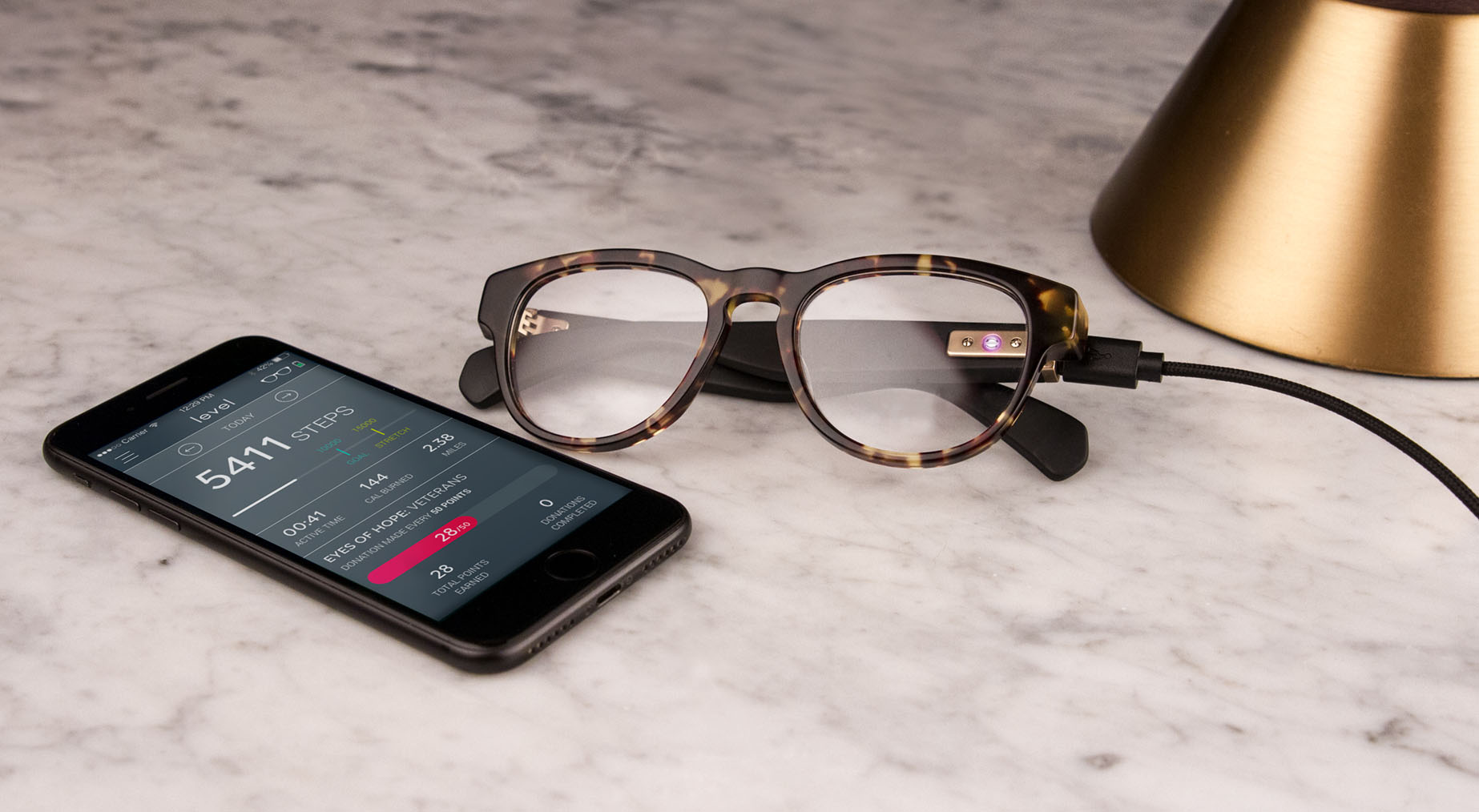Level\'s activity-tracking smart glasses launch this March