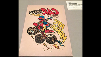 CARtoons exhibit at LACMA