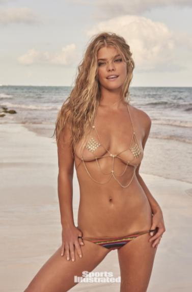 sports illustrated nude models Chrissy Teigen is Bascially Nude in Sports Illustrated Swimsuit Issue.