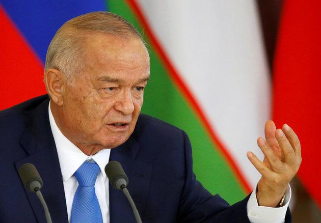 Diplomats Say Uzbekistan's Authoritarian President Islam Karimov Dead At
