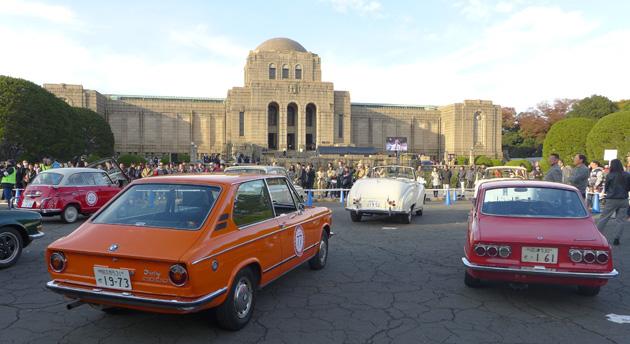 「2017 トヨタ博物館 クラシックカー・フェスティバル in 神宮」で展示された貴重な名車をご紹介(輸入車編)
