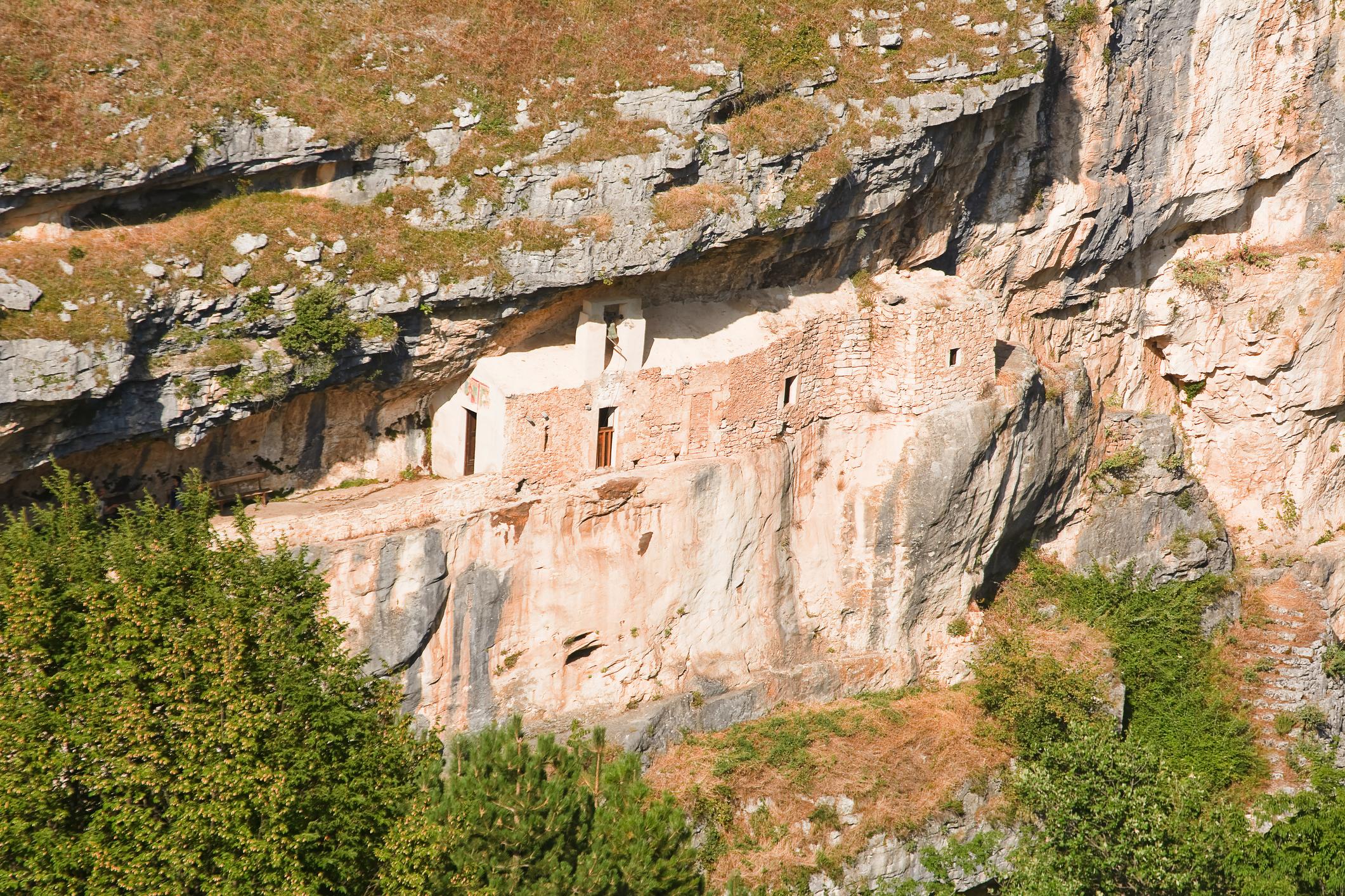 Hermit of Saint Bartolomeo in Legio in Roccamorice
