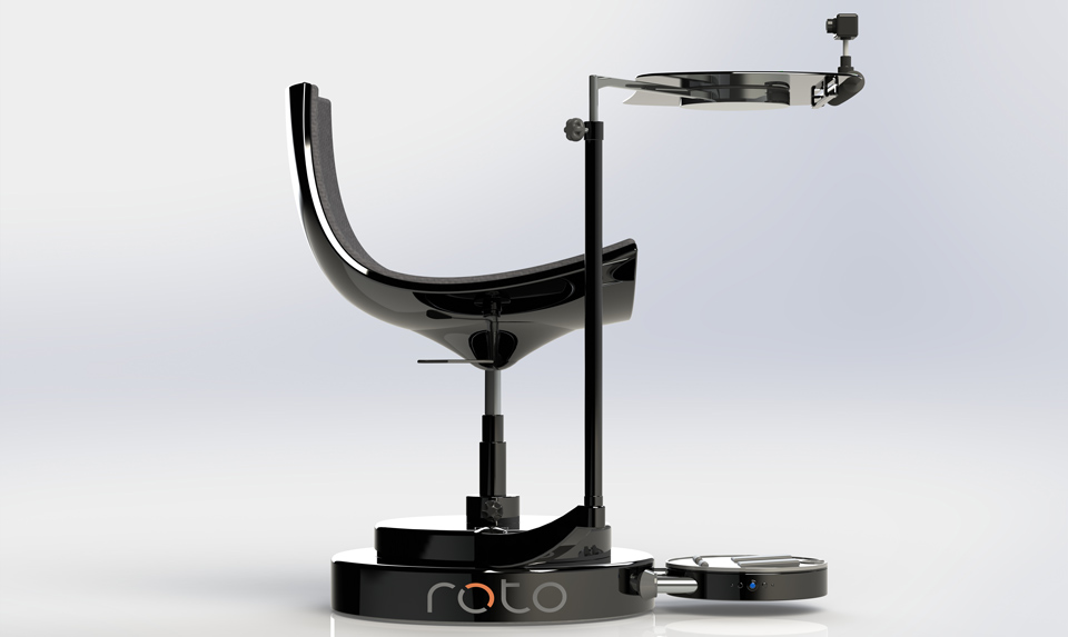 how a spinning chair made virtual reality feel more real