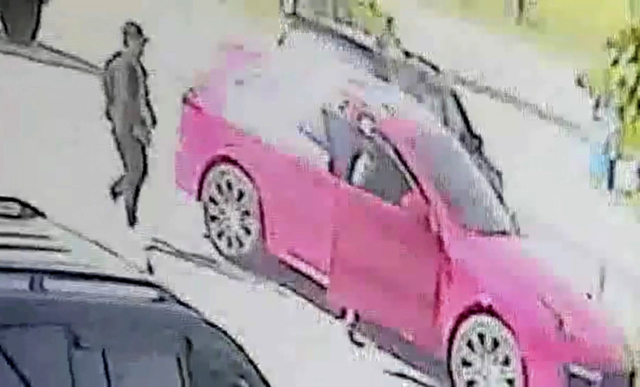 British man shot dead in Porsche in Thailand