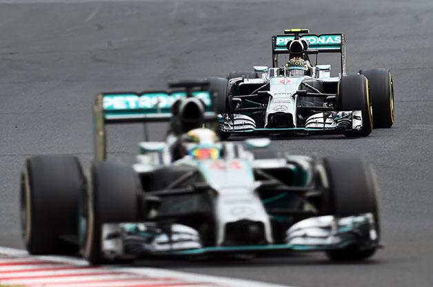 2014 Hungarian Grand Prix.