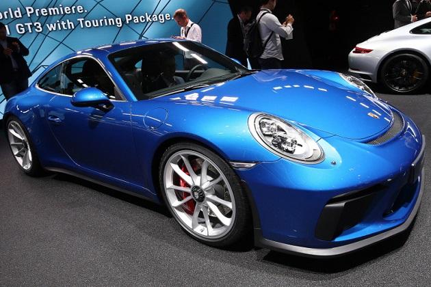 ポルシェの開発責任者、「911 GT3 ツーリング パッケージ」は「911 R」の高額転売に向けた対抗策だったことを認める