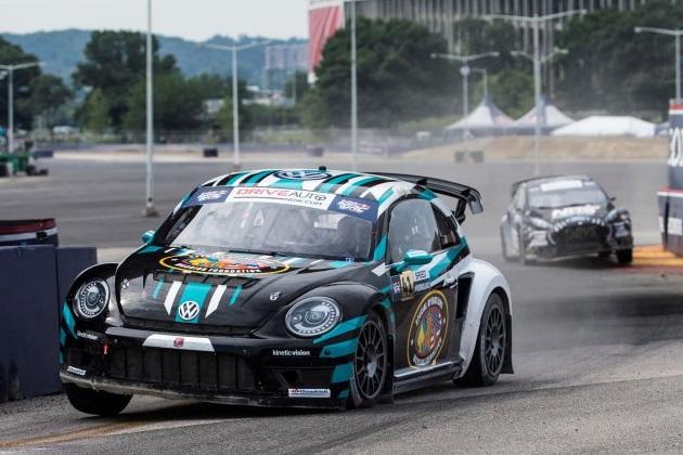 レッドブル・グローバル・ラリークロス、2018年から電気自動車クラスを導入すると発表