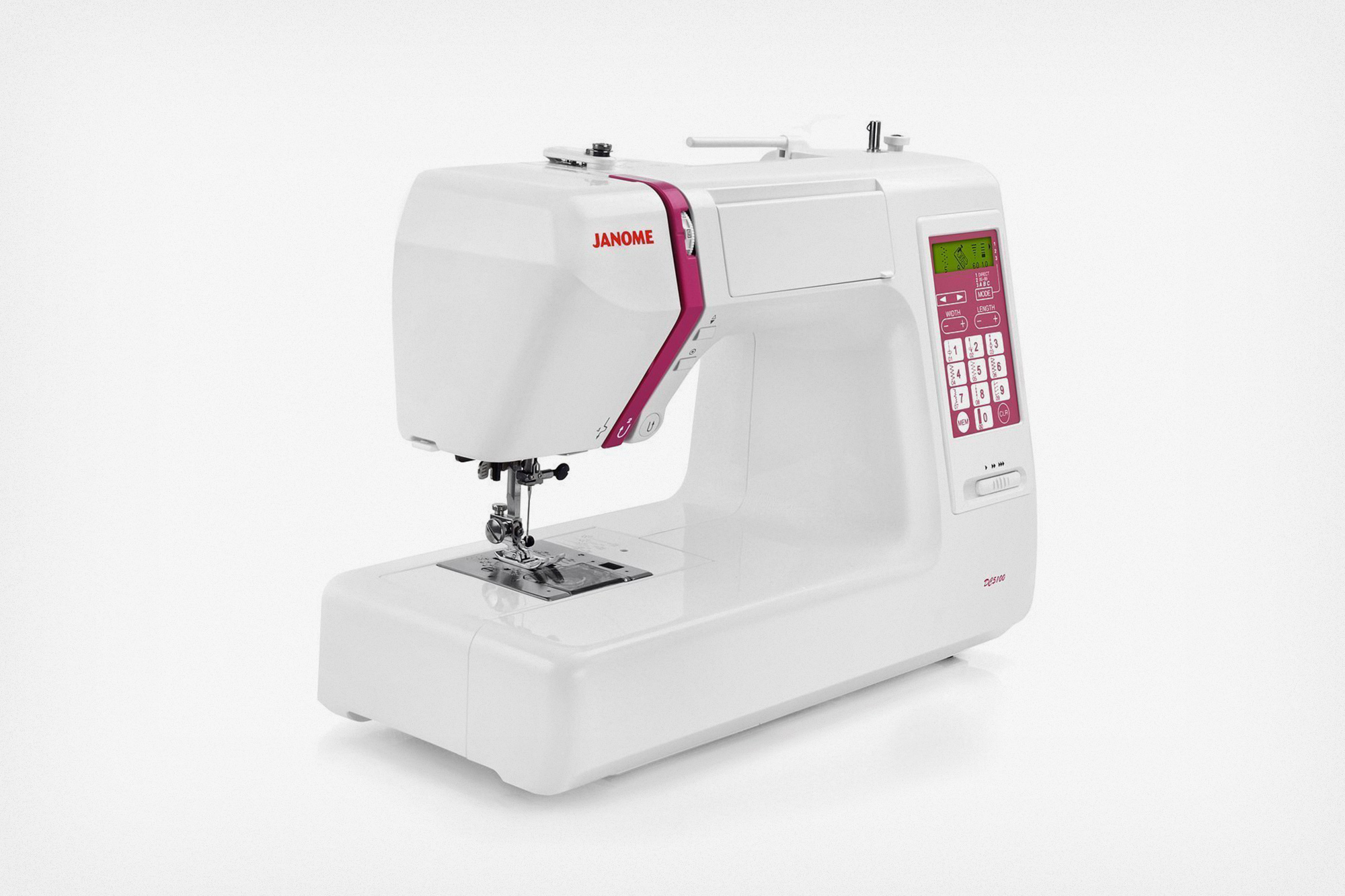 sewing right janome qm quilting quilt machine maker memory sergers products embroidery horizon machines craft