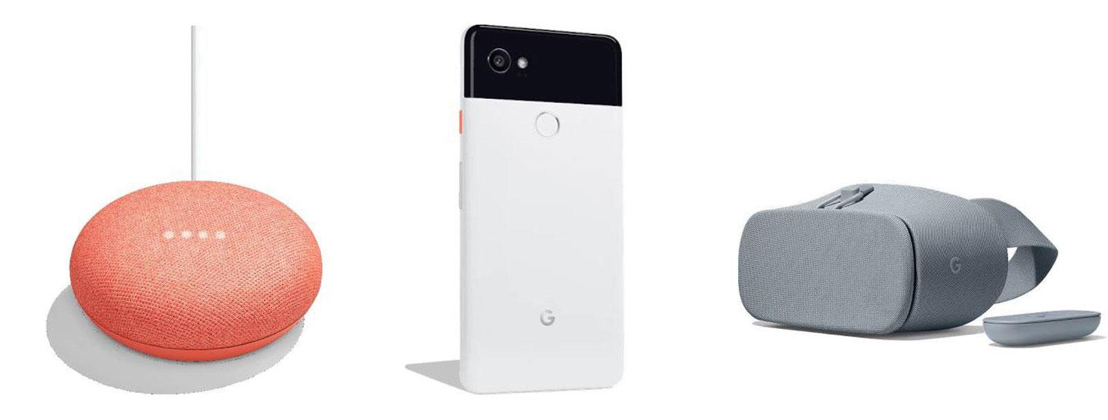 Google Home Mini 2 >> Google S Mini Home Speaker And Pixel 2 Xl Leak Ahead Of October