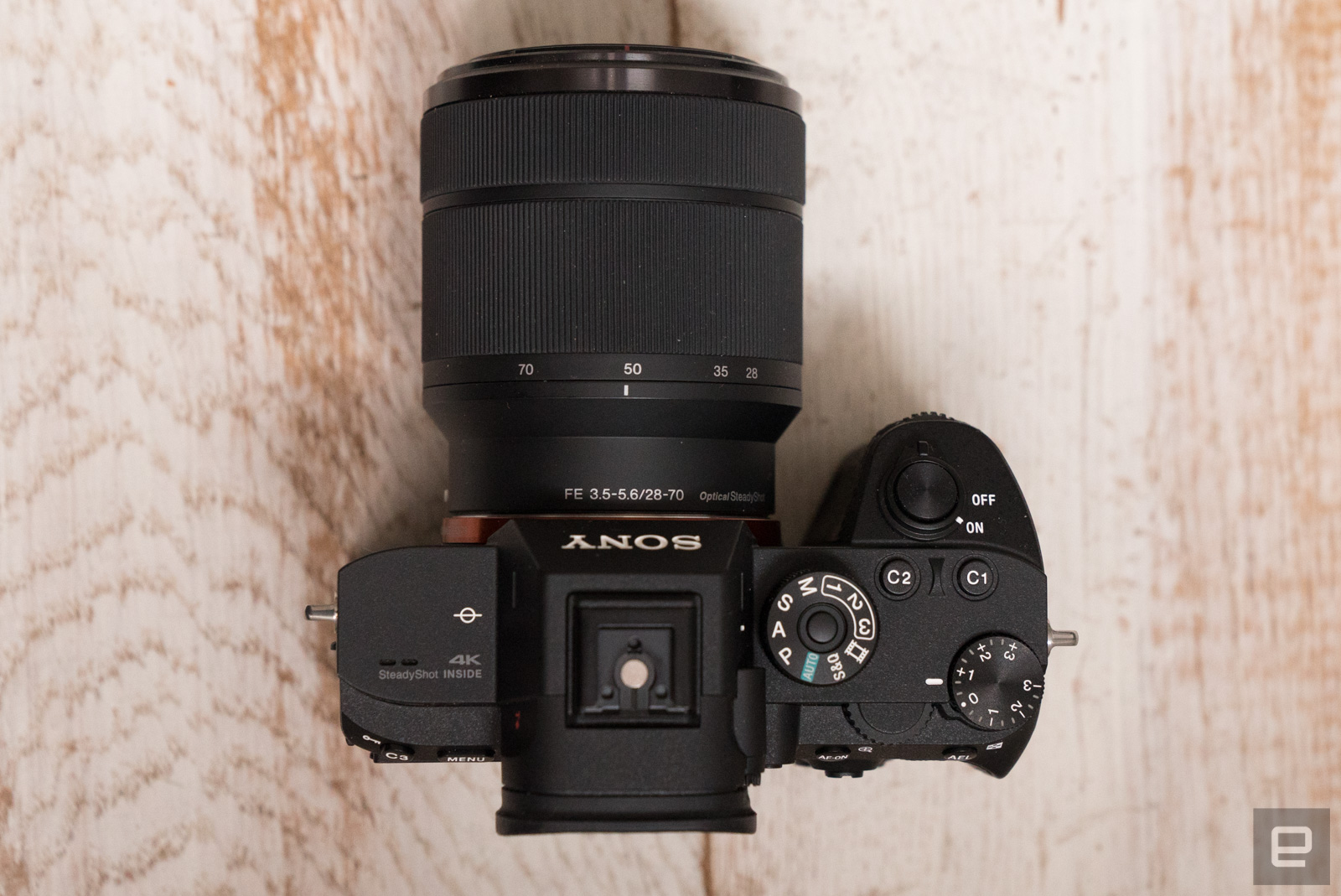 Sony's A7R III mirrorless can take anything you throw at it