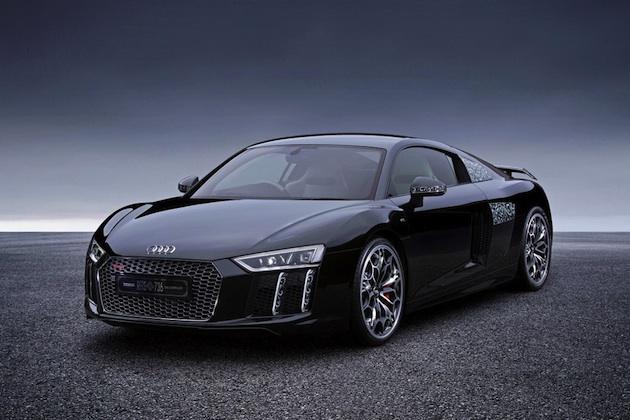 【ビデオ】アウディ ジャパン、『ファイナルファンタジーXV』とタイアップした「R8」特別仕様車を1台限定で販売