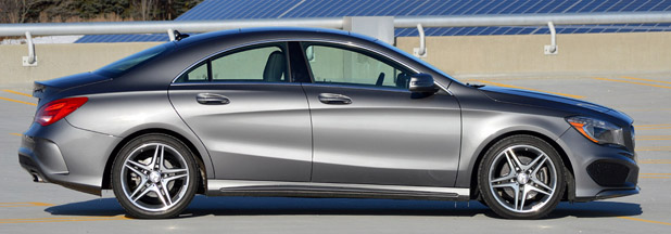 2014 Mercedes Benz CLA 250 ...