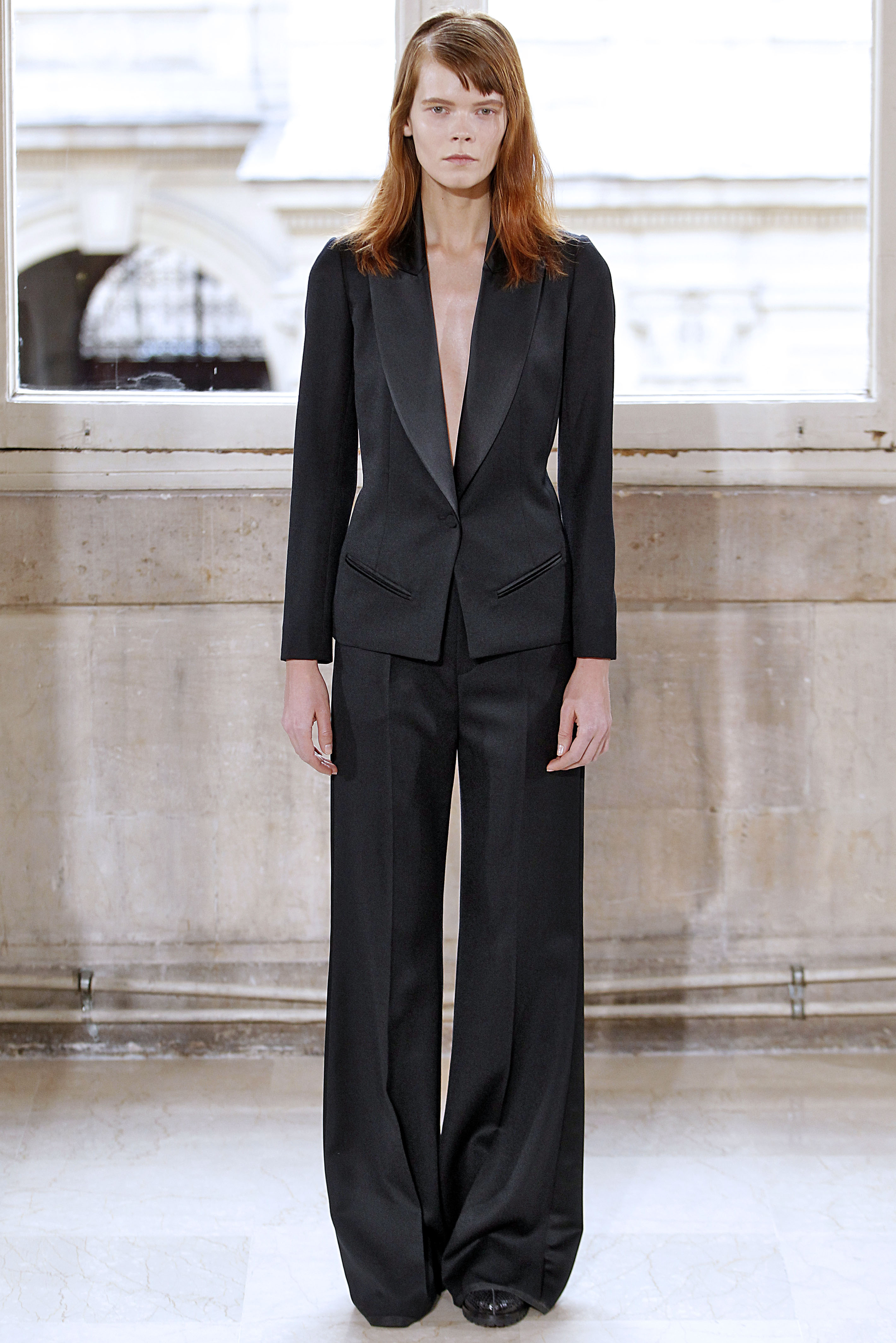 Bouchra Jarrar : Runway - Paris Fashion Week - Haute Couture Spring Summer 2016