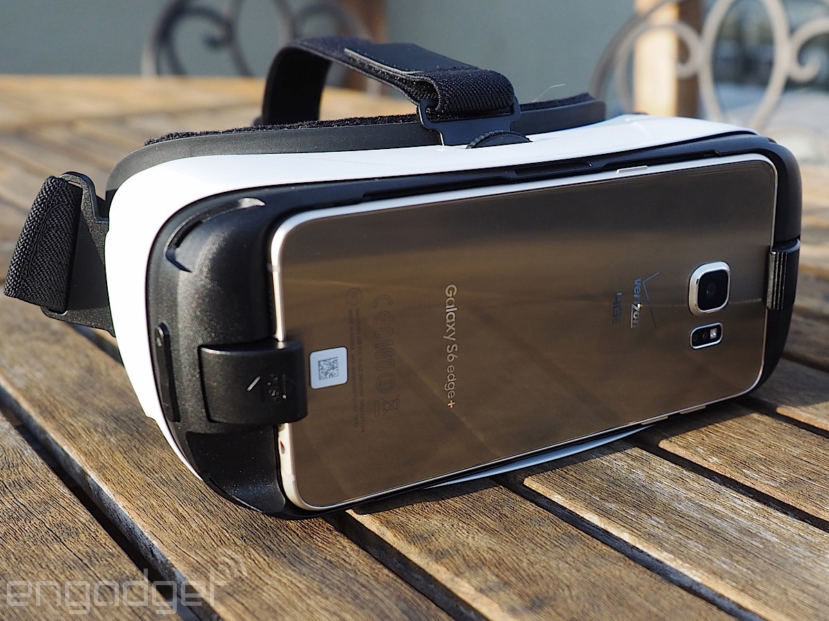 Samsung Gear Vr Review 2015 A No Brainer If You Own A Samsung Phone