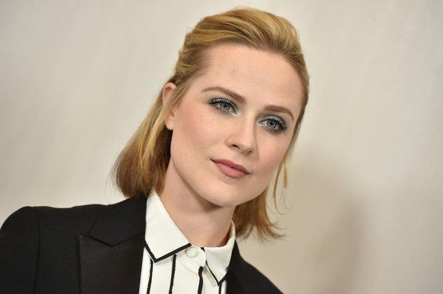 WESTWOOD, CA - OCTOBER 14: Actress Evan Rachel Wood arrives at Hammer Museum Gala in the Garden on October...