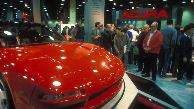 ホンダの高級車ブランド、アキュラの礎を築いた5つのモデルを振り返る