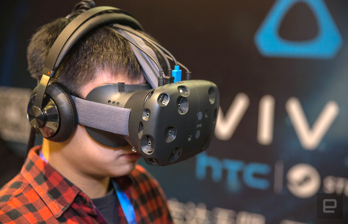 A real breakthrough in virtual reality - HTC Valve Vive