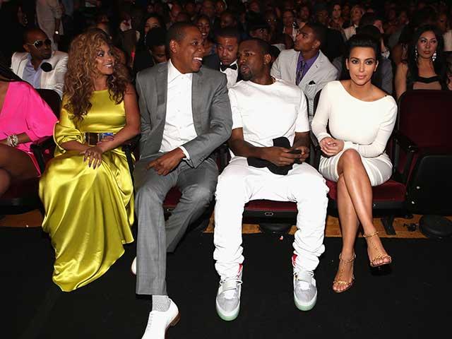 Beyonce-jay-z-kanye-west-kim-kardashian-wedding