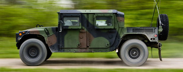 US Army Humvee driver [w/video] | Autoblog M A Wiring Diagram on