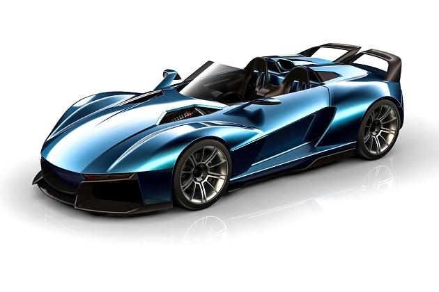 レズヴァニ・モーターズ、700馬力にチューンしたホンダ製エンジンを搭載する「ビーストX」を発表