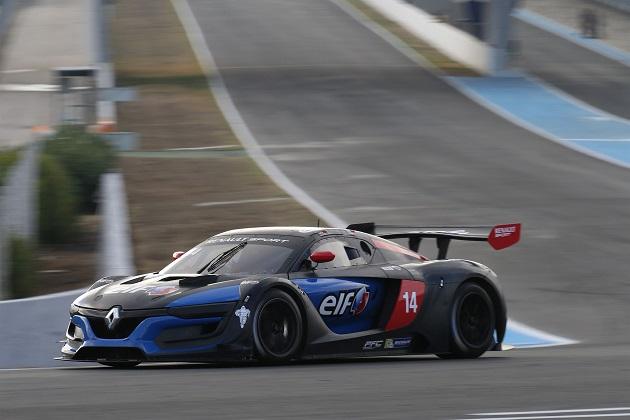 ルノーのレーシングカー「ルノー・スポール R.S. 01」、デチューンしてGT3クラスに参戦へ
