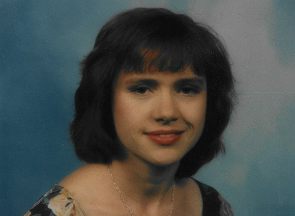 Jen Martin in a photo from 1996, the year she was