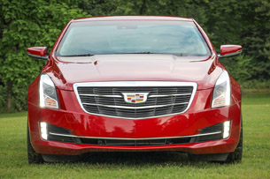 2015 cadillac ats coupe first drive autoblog. Black Bedroom Furniture Sets. Home Design Ideas