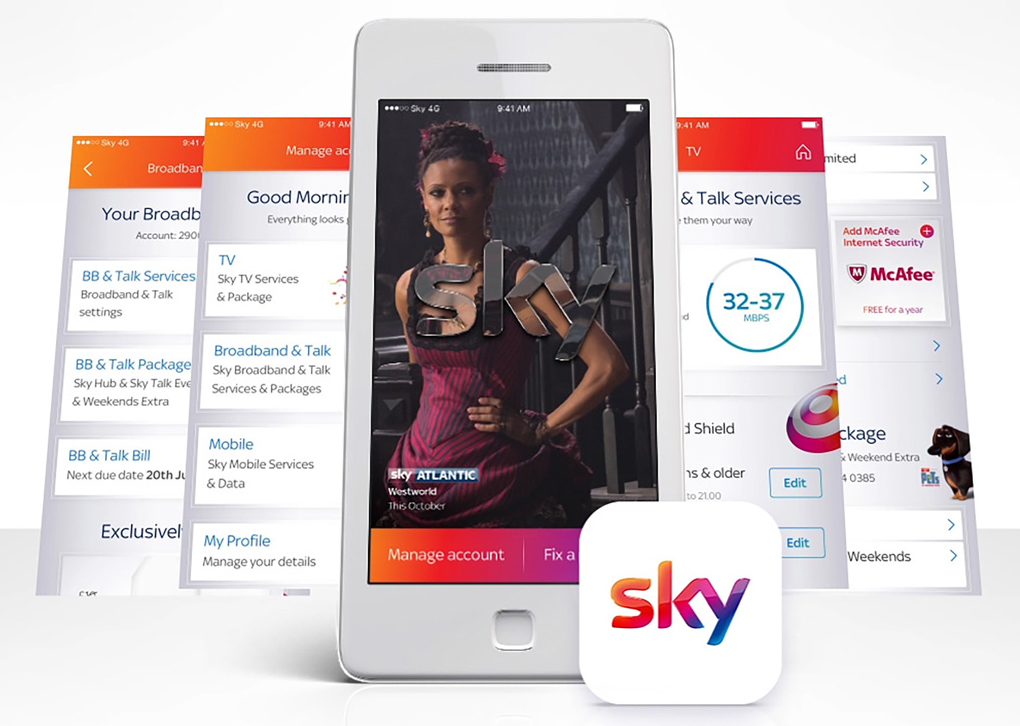 My Sky App