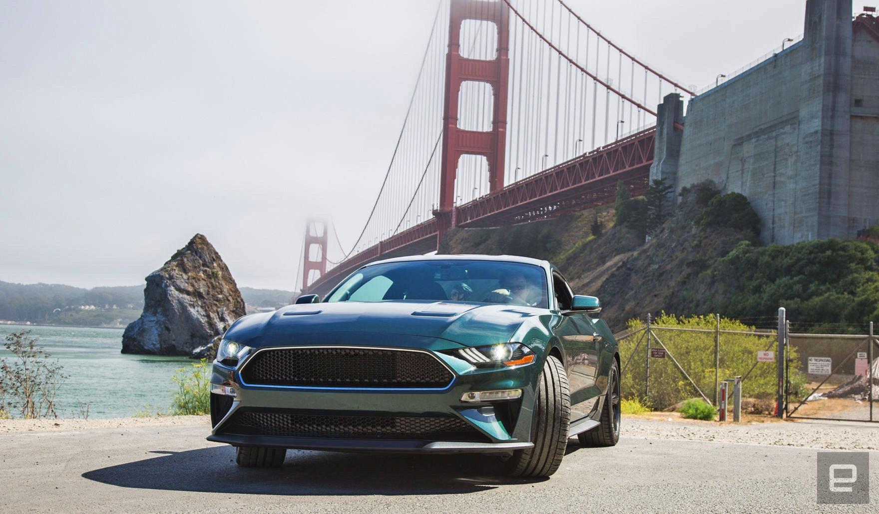 Ford Mustang Bullitt review: Almost Steve McQueen cool