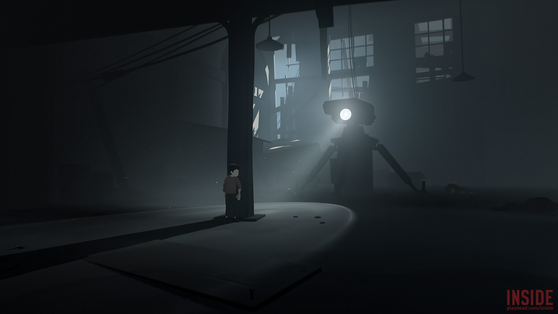 acclaimed platformer inside is coming to playstation 4