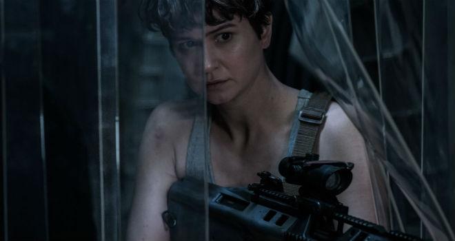 Katherine Waterston as Daniels in ALIEN COVENANT