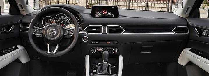 2017 Mazda CX-5 vs 2017 Honda CR-V