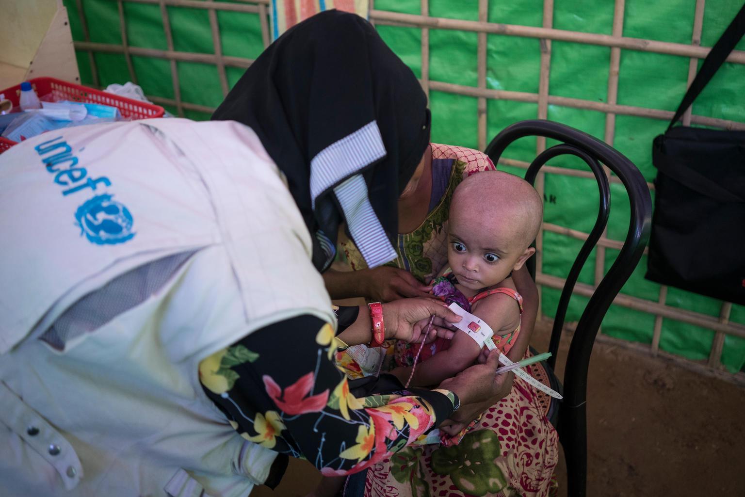 Les enfants rohingyas ne devraient pas souffrir de