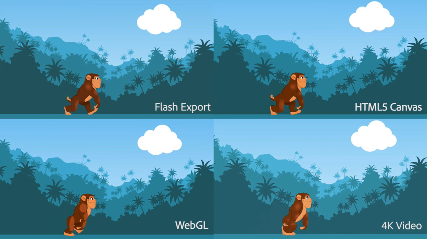 Adobe bows to html5 and renames its flash professional app maxwellsz