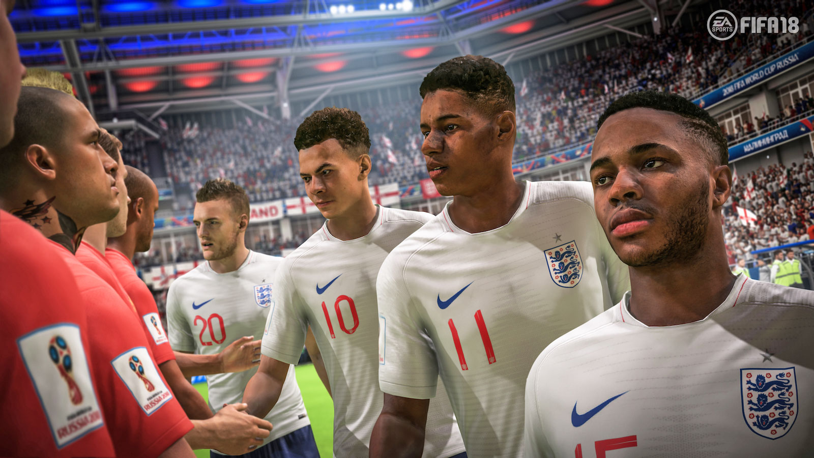 As The Domestic Football Season Starts To Wrap Up All Eyes Are Turning To The World Cup In Russia Ea Unsurprisingly Wants To Celebrate The Competition
