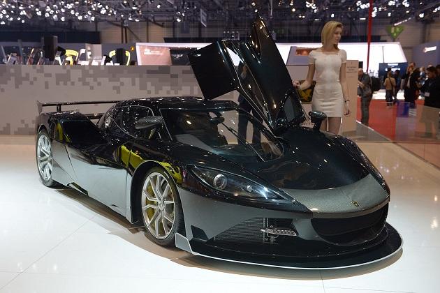 【ジュネーブ・モーターショー】最も過剰なスーパーカー、Arash「AF10」の最高出力は2,080馬力