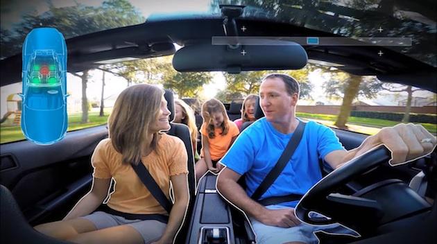 自動運転車の安全性向上に! Vayyar社が車内の状況をモニターする3Dセンサーを発表