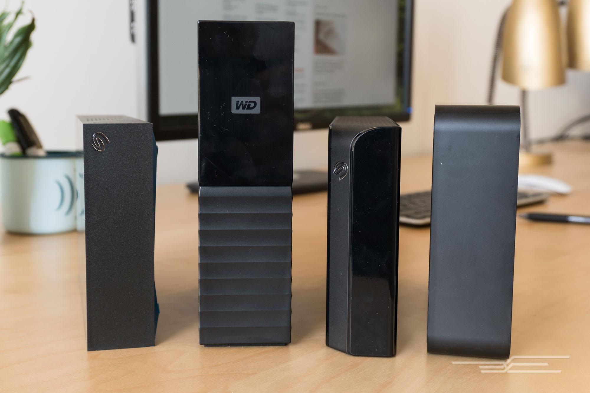 The best external desktop hard drive