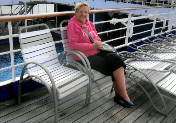 British woman 'suicidal' with permanent seasickness after cruise