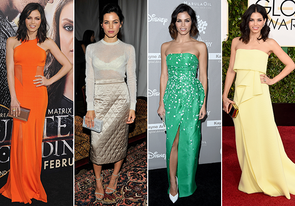 A year of style with Jenna Dewan-Tatum